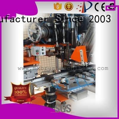OEM Drilling And Tufting Machine heads mx cnc brush tufting machine