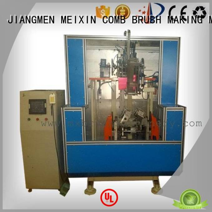 professional wire brush machine manufacturers factory for broom MEIXIN