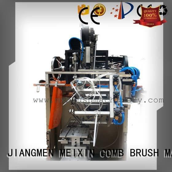 MEIXIN broom machine Brush Making Machine head jade