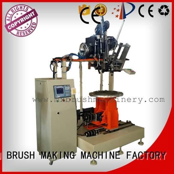 Custom brush making machine small drilling brush MEIXIN