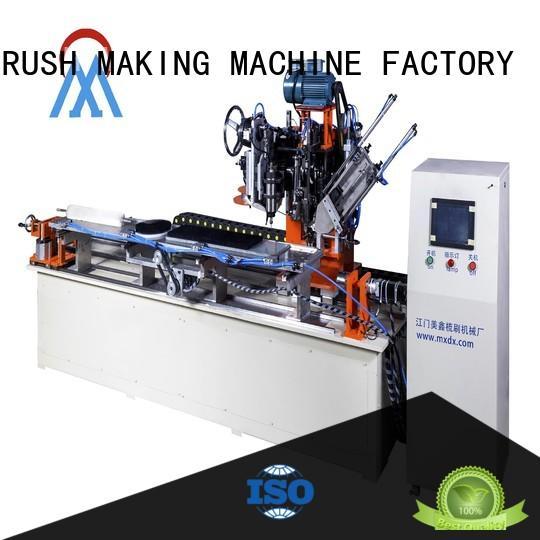 drilling brush making machine factory for PP brush