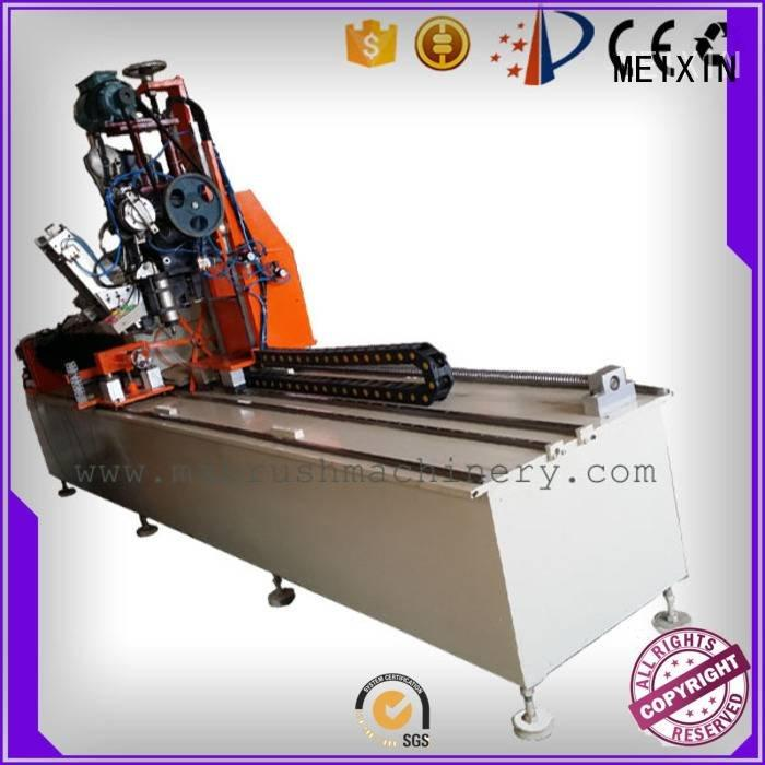 Hot Industrial Roller Brush And Disc Brush Machines and head industrial MEIXIN Brand