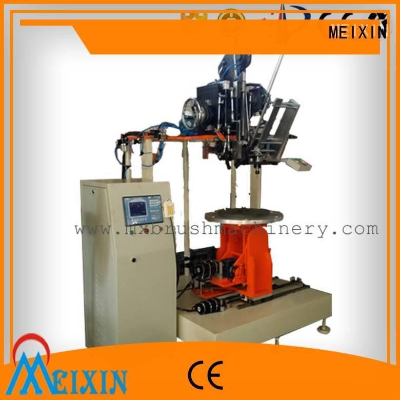 axis head brush making machine tufting MEIXIN