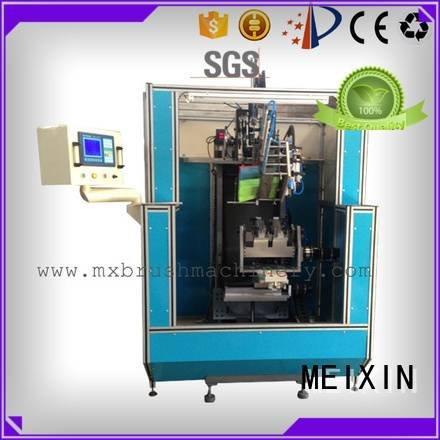 MEIXIN Brush Making Machine jade brush 1head axis