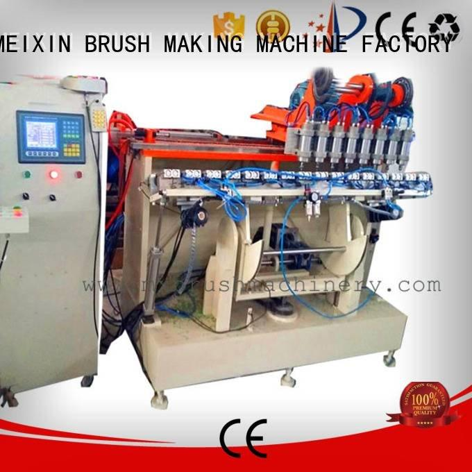 MEIXIN Brand tufting making hockey Brush Making Machine