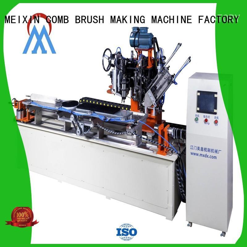 small brush making machine with good price for bristle brush