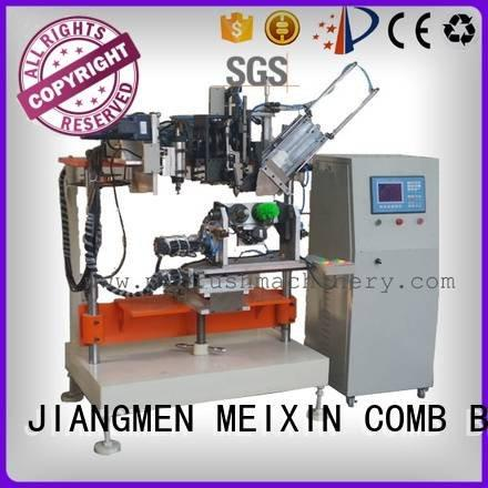 Hot 4 Axis Brush Drilling And Tufting Machine heads drilling machine MEIXIN Brand