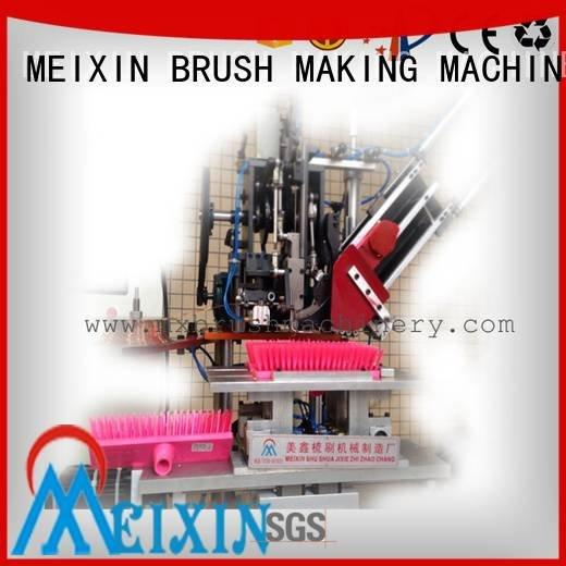 OEM brush making machine price flat axis double Brush Making Machine