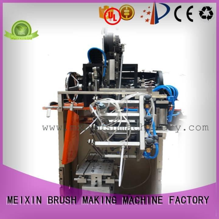 OEM Brush Making Machine toilet 1head brush making machine for sale