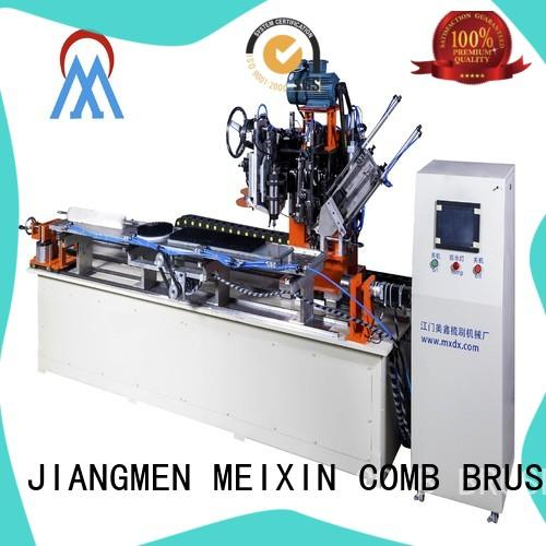head Industrial Roller Brush And Disc Brush Machines design for PET brush MEIXIN