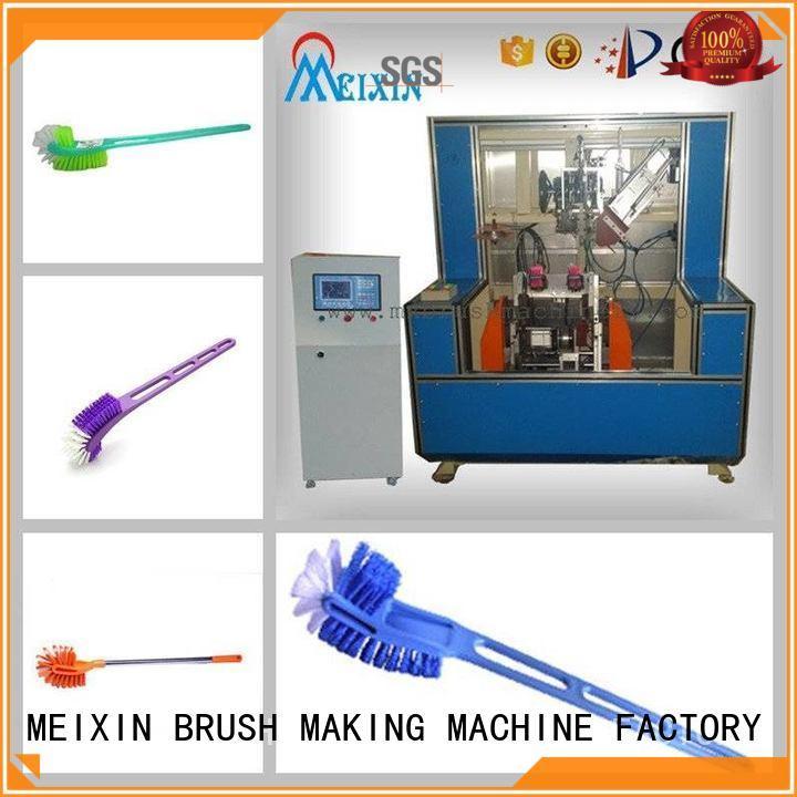brake motor broom making equipment manufacturer for broom