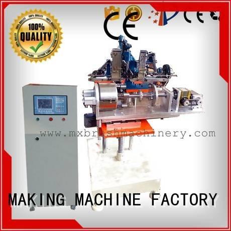 brush making machine manufacturers heads axis Brush Making Machine MEIXIN Warranty