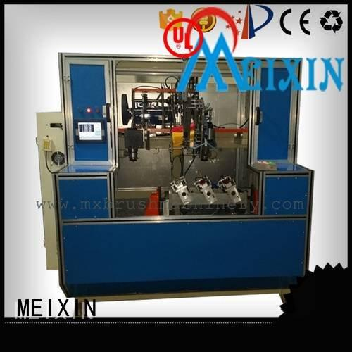 Wholesale brush tufting Brush Drilling And Tufting Machine MEIXIN Brand