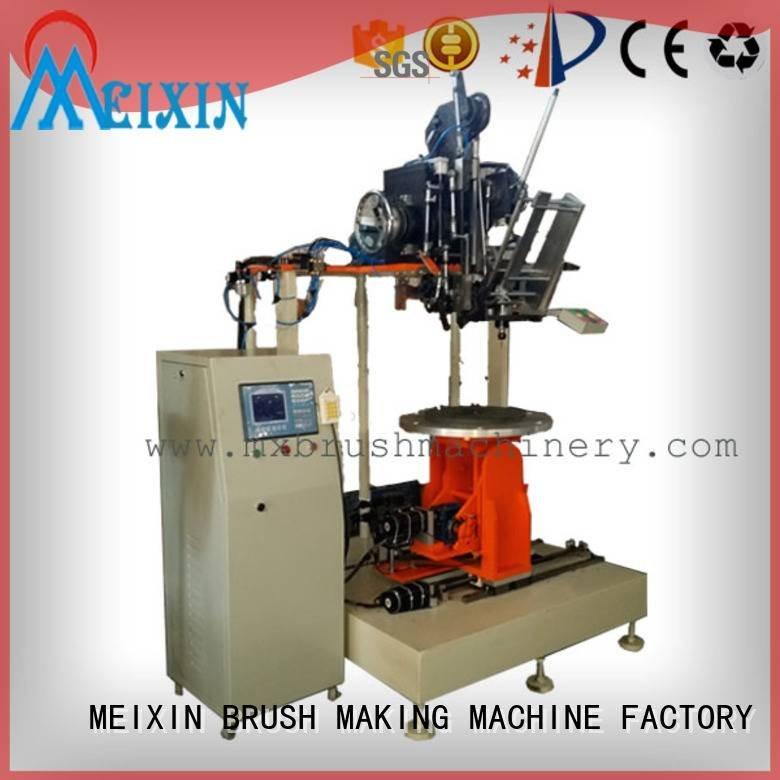 Hot brush making machine axis MEIXIN Brand