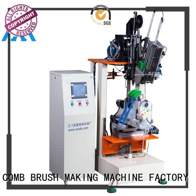 brake motor toothbrush making machine from China for hockey brush
