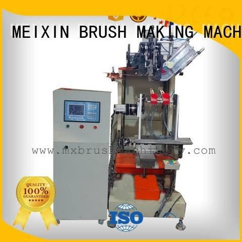 MEIXIN Brand brush brush making machine for sale 1head machine