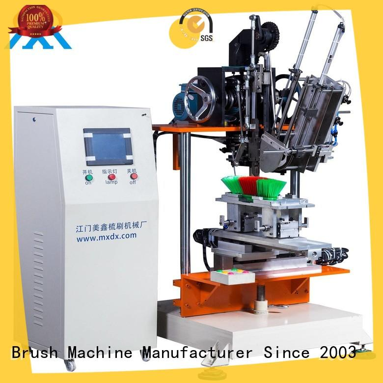 independent motion Brush Making Machine wholesale for industrial brush