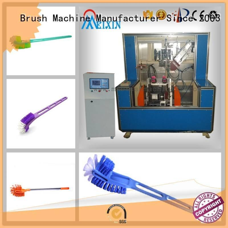 5 Axis Brush Making Machine machine making Brush Making Machine MEIXIN Brand