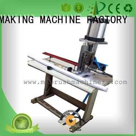 MEIXIN Manual Broom Trimming Machine flaggable filament and
