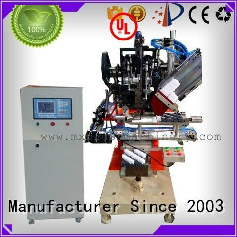 double head Brush Making Machine tufting MEIXIN