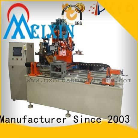 for brush making machine MEIXIN Industrial Roller Brush And Disc Brush Machines