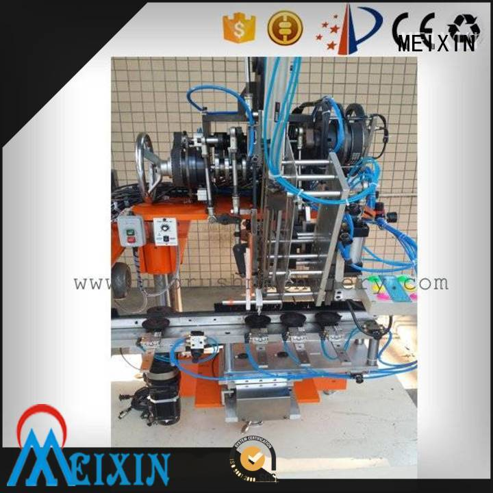 MEIXIN broom tufting machine directly sale for PET brush