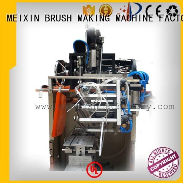 jade mx187 1head MEIXIN brush making machine for sale