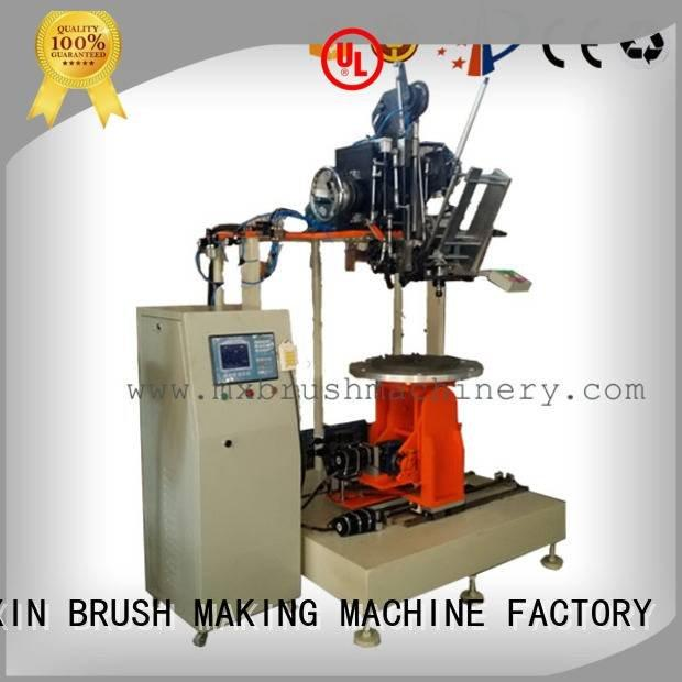 Industrial Roller Brush And Disc Brush Machines machine head brush making machine
