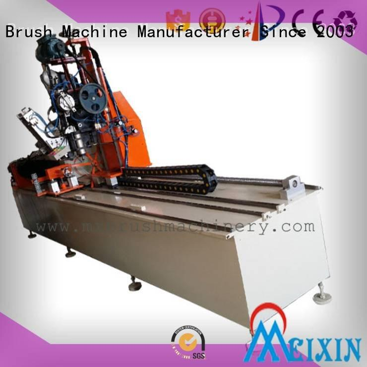 OEM Industrial Roller Brush And Disc Brush Machines for disc brush brush making machine