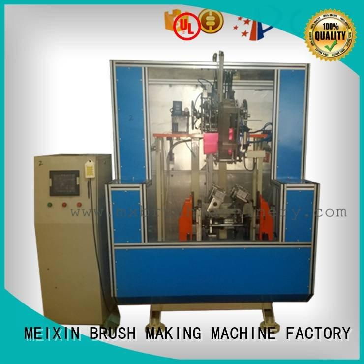axis jade drilling 5 Axis Brush Making Machine MEIXIN