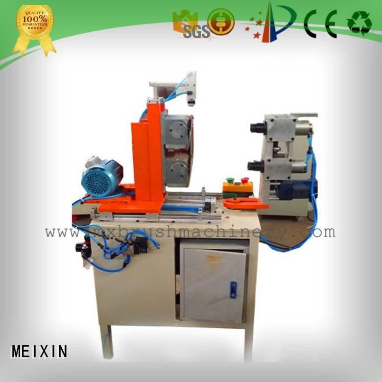 OEM Manual Broom Trimming Machine filament automatic and trimming machine