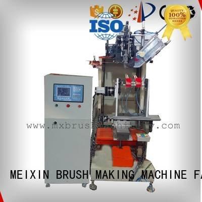 MEIXIN Brand machine hockey brush making machine for sale toilet mx187