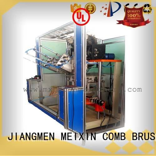Quality brush making machine price MEIXIN Brand double Brush Making Machine
