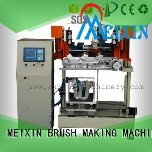 Wholesale brush 4 Axis Brush Drilling And Tufting Machine MEIXIN Brand