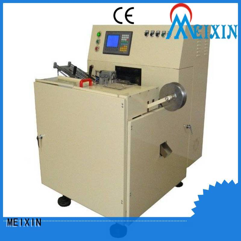 MEIXIN brush tufting machine factory for clothes brushes