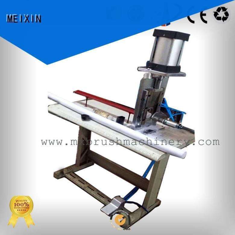 OEM Manual Broom Trimming Machine flaggable machine twisted trimming machine