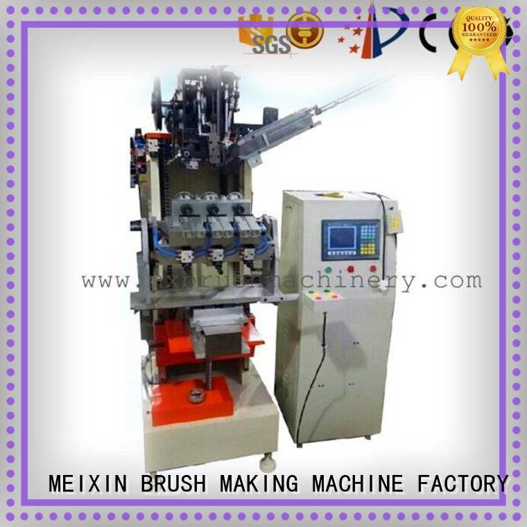 MEIXIN approved Brush Making Machine directly sale for toilet brush