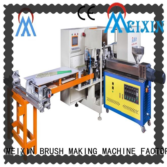 MEIXIN trimming machine customized for bristle brush