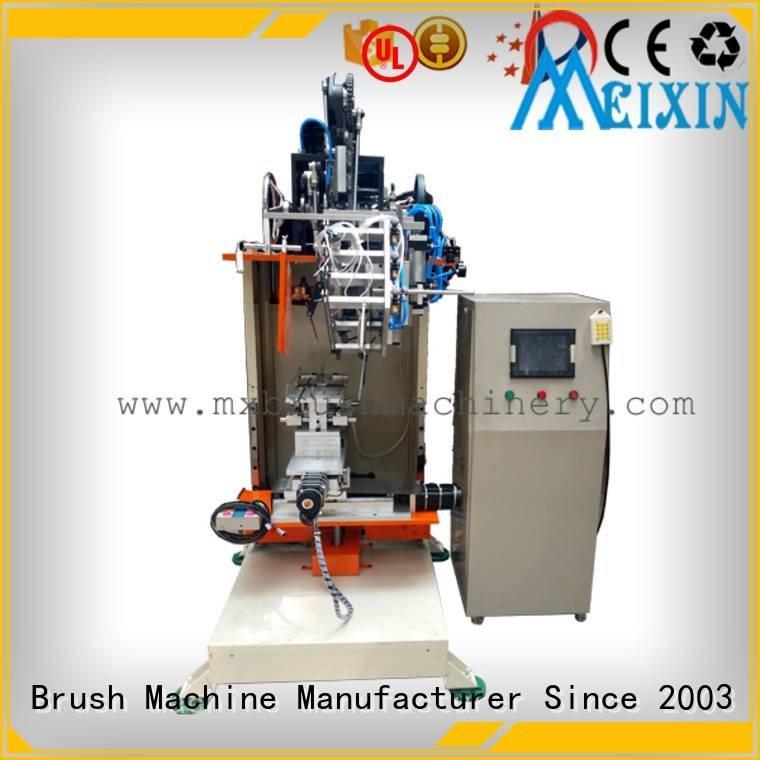 brush making machine price axis sale head mx165 MEIXIN