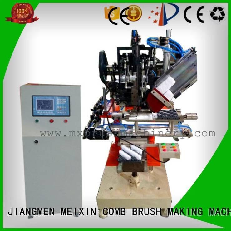brush making machine price flat broom Brush Making Machine MEIXIN Brand