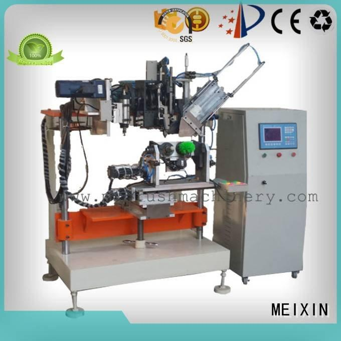 4 Axis Brush Drilling And Tufting Machine and drilling Drilling And Tufting Machine