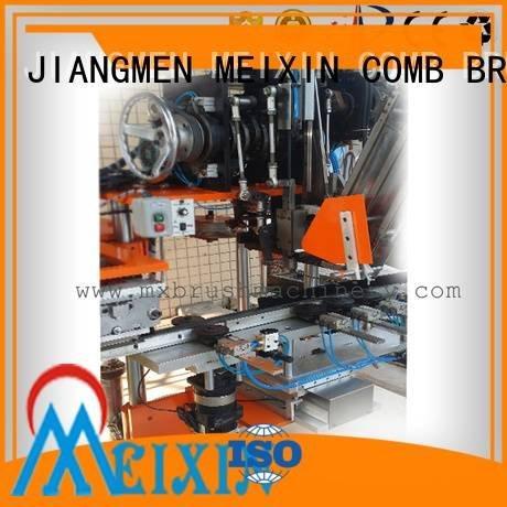 brush Drilling And Tufting Machine MEIXIN cnc brush tufting machine