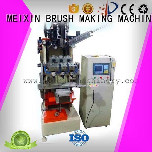 pressure alarm Brush Making Machine customized for industrial brush MEIXIN