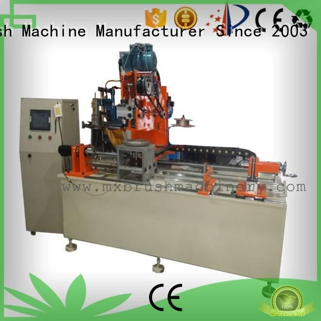 MEIXIN Industrial Roller Brush And Disc Brush Machines brush disc for and