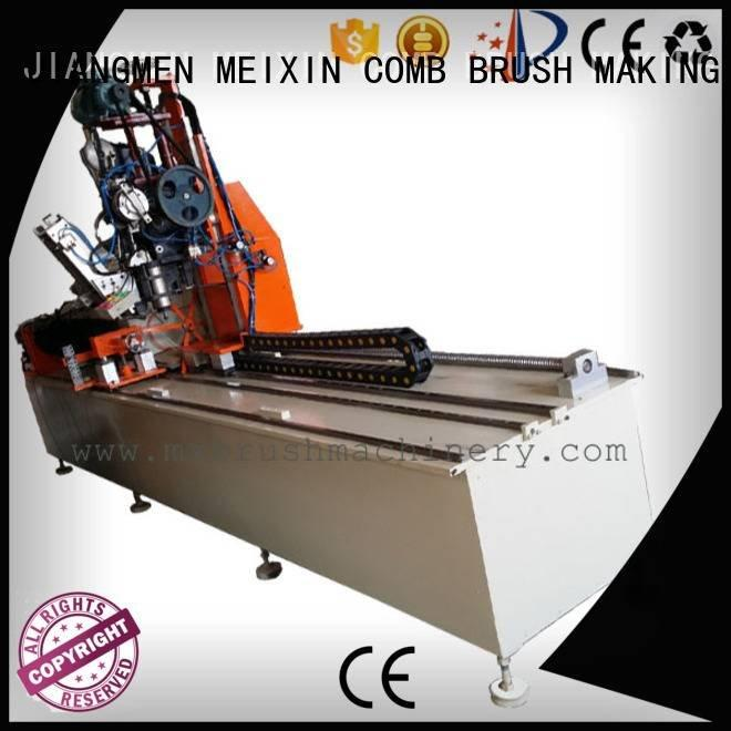 MEIXIN brush making machine tufting for industrial small