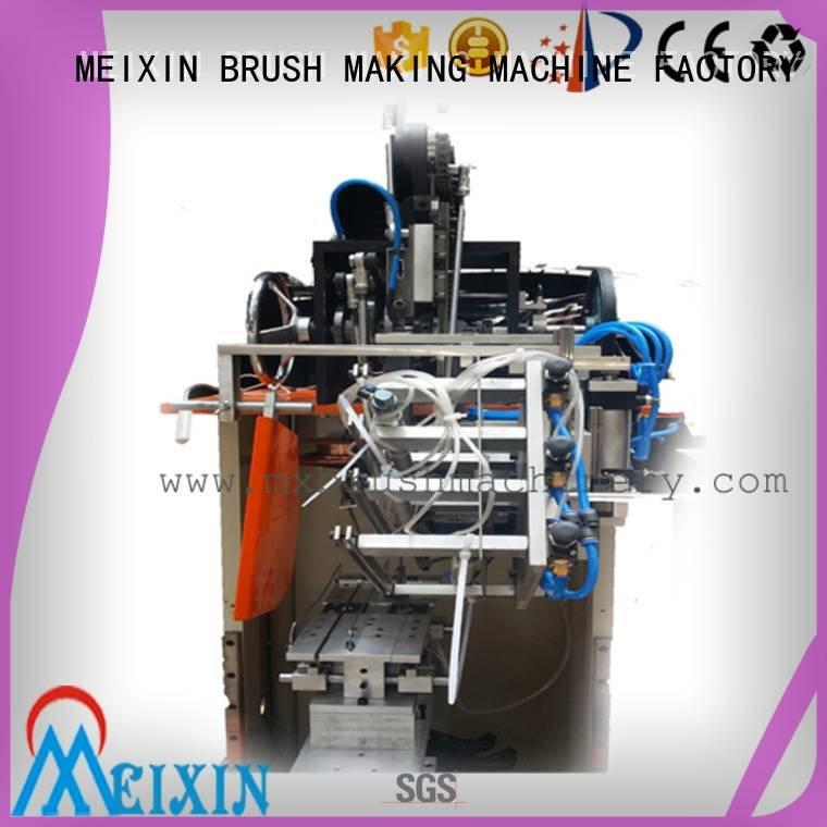 axis head brush MEIXIN brush making machine for sale