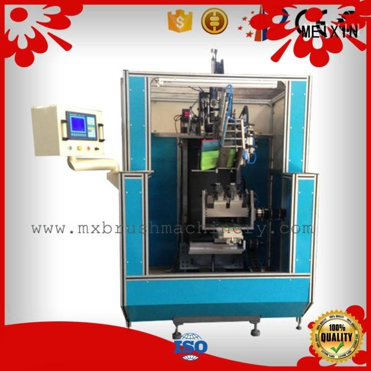 brush making machine for sale toilet tufting mxj184 axis MEIXIN