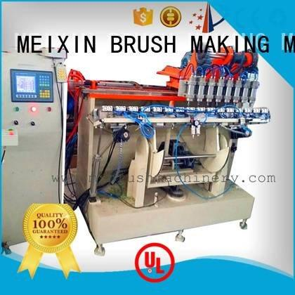 MEIXIN Brand mx186 mx189 Brush Making Machine hockey brush