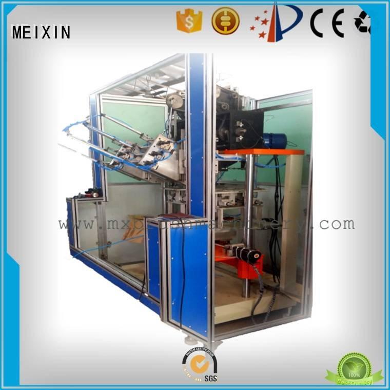 MEIXIN Brand mx209 brush making machine price mx165 brushes