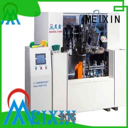MEIXIN approved Brush Making Machine customized for industry